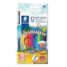 """12 עפרונות צבעוניים """"שטדלר"""""""