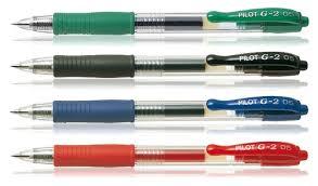 עט PILOT לחצן | 0.5