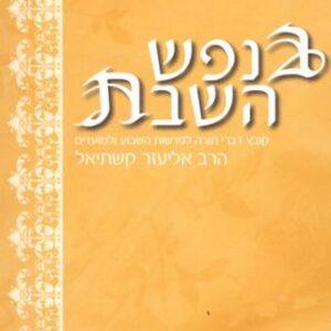 בנפש השבת | הרב אליעזר קשתיאל